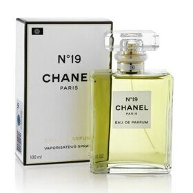 CHANEL №19 FOR WOMEN EDP 100ml
