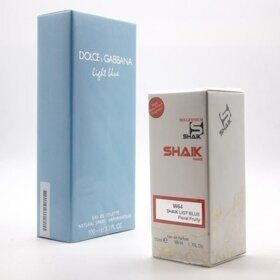 SHAIK W 64 (D&G LIGHT BLUE FOR WOMEN) 50ml