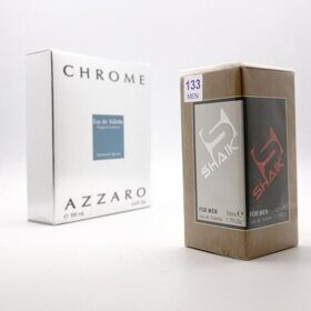 SHAIK M 133 (AZZARO CHROME FOR MEN) 50ml